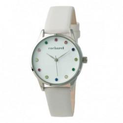 Relógio Butterfly White