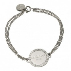 Pulseira Butterfly Chrome